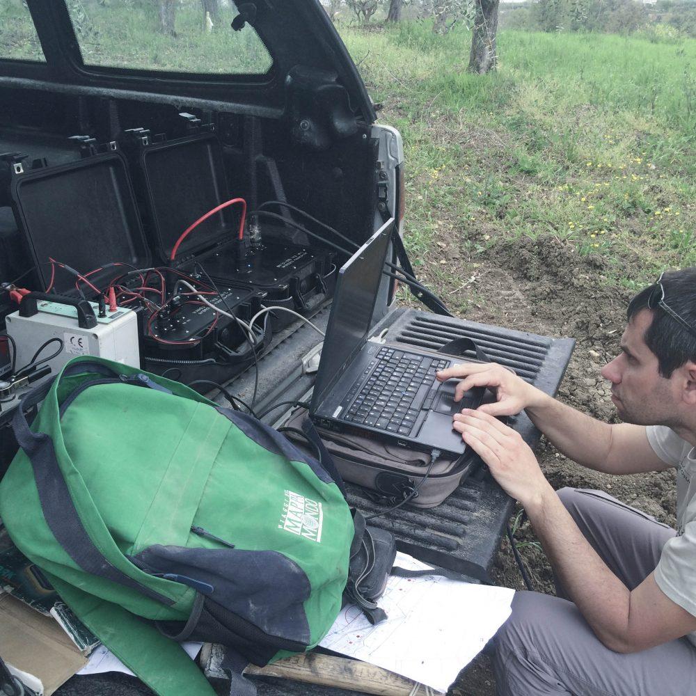 C.M.G. Testing Srl - Divisione Geofisica